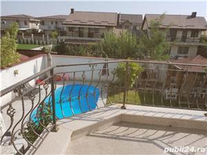 Corbeanca-Padurea Tamas- Casa individuala de lux cu piscina, finisaje deosebite - imagine 10