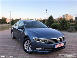 Volkswagen Passat // 1.6 TDi 120 CP // Camera Marsharier // Navigatie Mare 3D // Pilot Automat .  - imagine 7