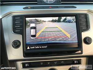Volkswagen Passat // 1.6 TDi 120 CP // Camera Marsharier // Navigatie Mare 3D // Pilot Automat .  - imagine 11