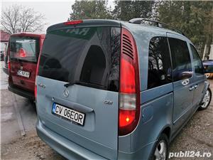 Mercedes-benz Vaneo - imagine 10