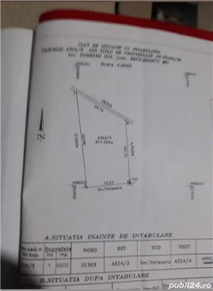 Vand 1 h de pamant la 8km de Timisoara - imagine 1