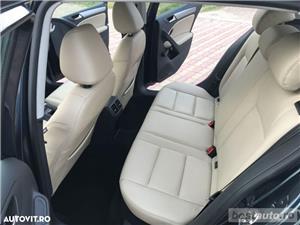 Volkswagen Golf VI // 1.6 TDi 105 CP // Navigatie Mare 3D // Pilot Automat // Piele Bej.  - imagine 5