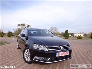 Volkswagen Passat // 1.6 TDi 105 CP // Trapa Electrica // Navigatie Mare 3D // Pilot Automat .  - imagine 7