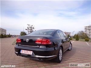 Volkswagen Passat // 1.6 TDi 105 CP // Trapa Electrica // Navigatie Mare 3D // Pilot Automat .  - imagine 9
