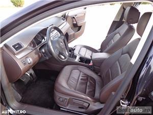 Volkswagen Passat // 1.6 TDi 105 CP // Trapa Electrica // Navigatie Mare 3D // Pilot Automat .  - imagine 3