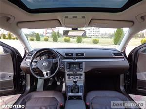 Volkswagen Passat // 1.6 TDi 105 CP // Trapa Electrica // Navigatie Mare 3D // Pilot Automat .  - imagine 2