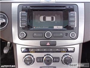 Volkswagen Passat // 1.6 TDi 105 CP // Trapa Electrica // Navigatie Mare 3D // Pilot Automat .  - imagine 12