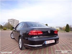 Volkswagen Passat // 1.6 TDi 105 CP // Trapa Electrica // Navigatie Mare 3D // Pilot Automat .  - imagine 8