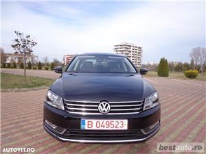 Volkswagen Passat // 1.6 TDi 105 CP // Trapa Electrica // Navigatie Mare 3D // Pilot Automat .  - imagine 17