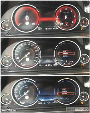 """Bmw Seria 520d """"M"""" Pachet // 2.0d 190 CP // Head-up Display // Solt Close Uși // Distronic Plus .  - imagine 12"""
