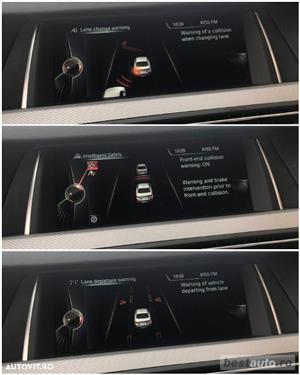 """Bmw Seria 520d """"M"""" Pachet // 2.0d 190 CP // Head-up Display // Solt Close Uși // Distronic Plus .  - imagine 14"""