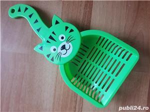 Litiera pisica - Pentru pisicile care sapa sa ajunga in China - imagine 5