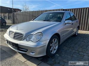 Mercedes C Class C180 Kompressor Motor 1.8 Beni Facelift 143cp Euro 4 - imagine 1