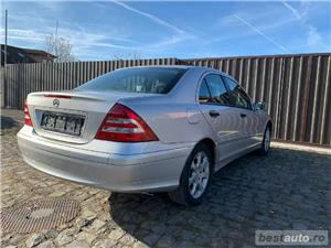 Mercedes C Class C180 Kompressor Motor 1.8 Beni Facelift 143cp Euro 4 - imagine 6