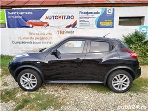 Nissan JUKE 2012 1.5dci 110cp euro5 Deezer jante gps rate parc auto. Parc auto - imagine 7