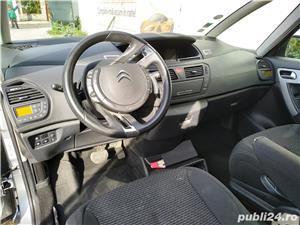 Citroen Grand C4 Picasso 2011 1.6e HDi 110 automat 7 locuri gps rate - imagine 9