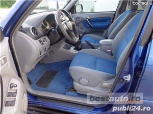 Vand/schimb cu microbuz 2.0, Toyota Rav 4 benzina 150CP din SHOWROOM OTOPENI IMPECABILA - imagine 9