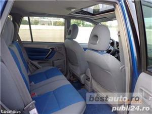 Vand/schimb cu microbuz 2.0, Toyota Rav 4 benzina 150CP din SHOWROOM OTOPENI IMPECABILA - imagine 5