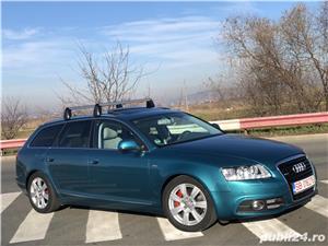 Audi A6 C6 s-line 3,0 tdi quatro - imagine 1