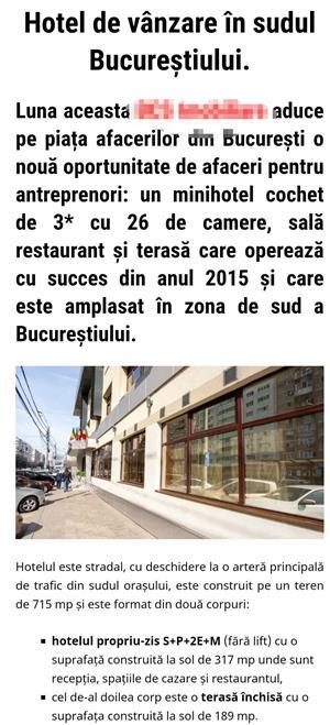 Vând afacere la cheie (hotel și restaurante)  - imagine 8