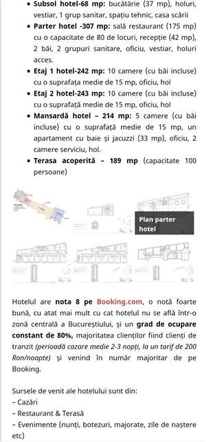 Vând afacere la cheie (hotel și restaurante)  - imagine 7