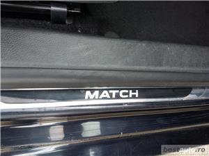Vw Golf 6 Highline Match an 2013  EURO 5 Klimatronic, Navi , Jante , Full Parking - imagine 9