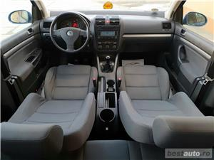 Vw Golf 5,GARANTIE 3 LUNI,BUY BACK ,RATE FIXE,motor 1900 Tdi,105cp. - imagine 8