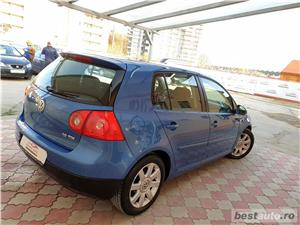 Vw Golf 5,GARANTIE 3 LUNI,BUY BACK ,RATE FIXE,motor 1900 Tdi,105cp. - imagine 5