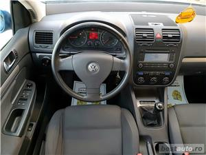 Vw Golf 5,GARANTIE 3 LUNI,BUY BACK ,RATE FIXE,motor 1900 Tdi,105cp. - imagine 7