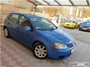 Vw Golf 5,GARANTIE 3 LUNI,BUY BACK ,RATE FIXE,motor 1900 Tdi,105cp. - imagine 3