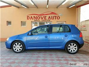 Vw Golf 5,GARANTIE 3 LUNI,BUY BACK ,RATE FIXE,motor 1900 Tdi,105cp. - imagine 4