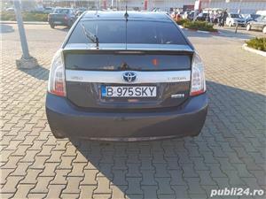 Toyota prius plug-in - imagine 4
