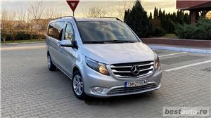Mercedes Benz Vito 116 BlueTec V220 CDI 8+1 Locuri An 2016 Euro 6 - imagine 8