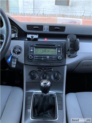 VW PASSAT 1,9 TDI Limuzina  / GARANTIE INCLUSA / RATE FIXE EGALE / BUY-BACK / EURO 4 /  - imagine 10