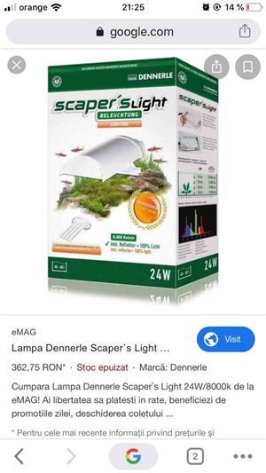 Lampa Dennerle - imagine 1