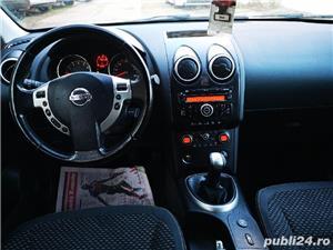 Nissan Qashqai 1,6 benzina+gpl - imagine 7