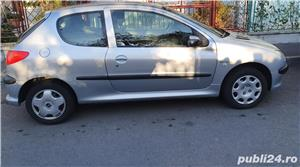 Peugeot 206 1.4 HDI - 63 413 km - imagine 3