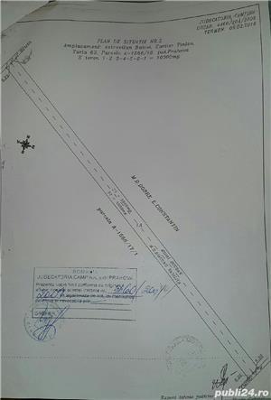De vanzare 2 terenuri arabile Baicoi - Prahova - imagine 7