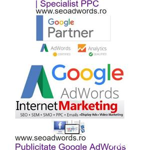 Specialist PPC Google AdWords - Specialist Marketing Online caut Firma - imagine 1