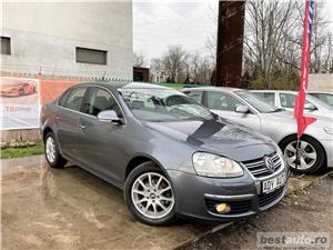 VW JETTA  1,9 TDI - RATE FIXE EGALE - GARANTIE INCLUSA - BUY BACK - NR DE PROBE - EURO 4  - imagine 2