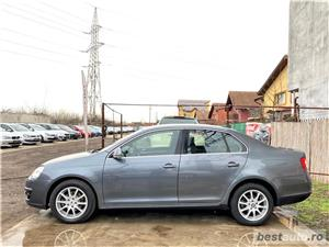 VW JETTA  1,9 TDI - RATE FIXE EGALE - GARANTIE INCLUSA - BUY BACK - NR DE PROBE - EURO 4  - imagine 8