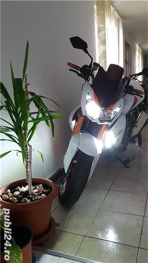 Kawasaki Z1000 / Abs / 2008 / recent inmatriculat - imagine 10