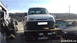 DEZMEMBREZ PEUGEOT PARTNER 1.9 D 70 CP AN 2002 - imagine 1