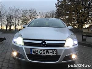 Opel Astra H 1.7 CDTI - imagine 8
