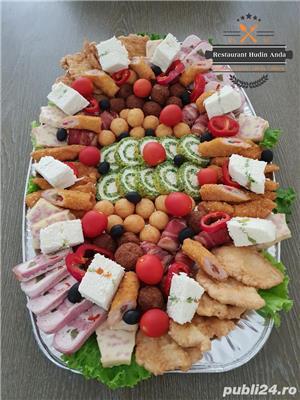 Meniul zilei,pizza,paste,ciorbe,burger,salate,platouri,aperitive,desert,sarmale,livrare in Zalau - imagine 3