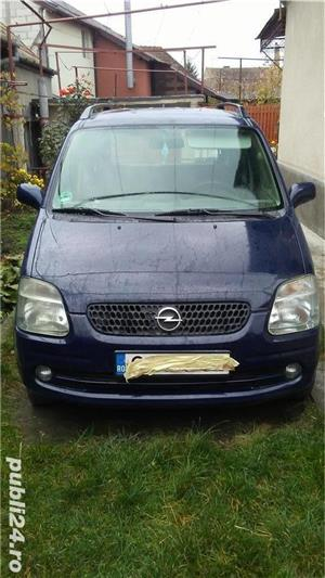 Opel Agila - imagine 3