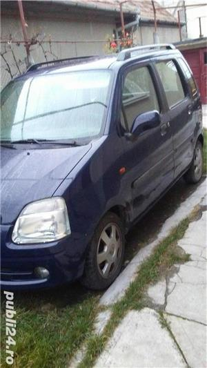 Opel Agila - imagine 4