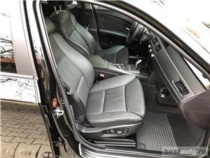 BMW 530d xdrive ,e61,facelift ,M ,pt.pretentiosi si cunoscatori,GARANTIE - imagine 8