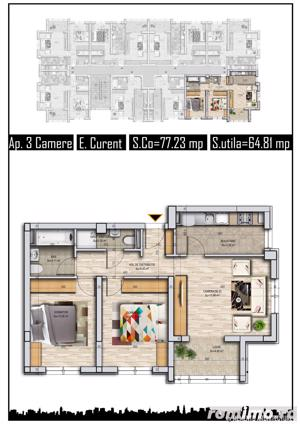 Apartamente si garsoniere zona Metro Militari - imagine 2