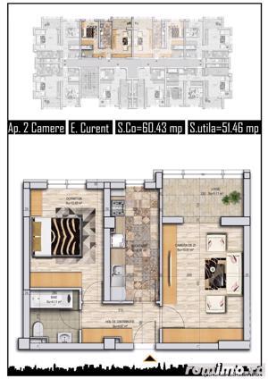 Apartamente si garsoniere zona Metro Militari - imagine 16